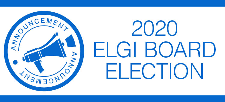2020 ELGI Board Election